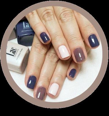 SBF manicure rondje